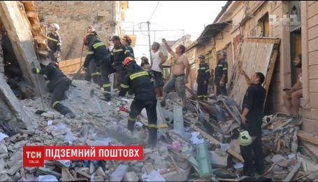 Грецию всколыхнуло мощное землетрясение