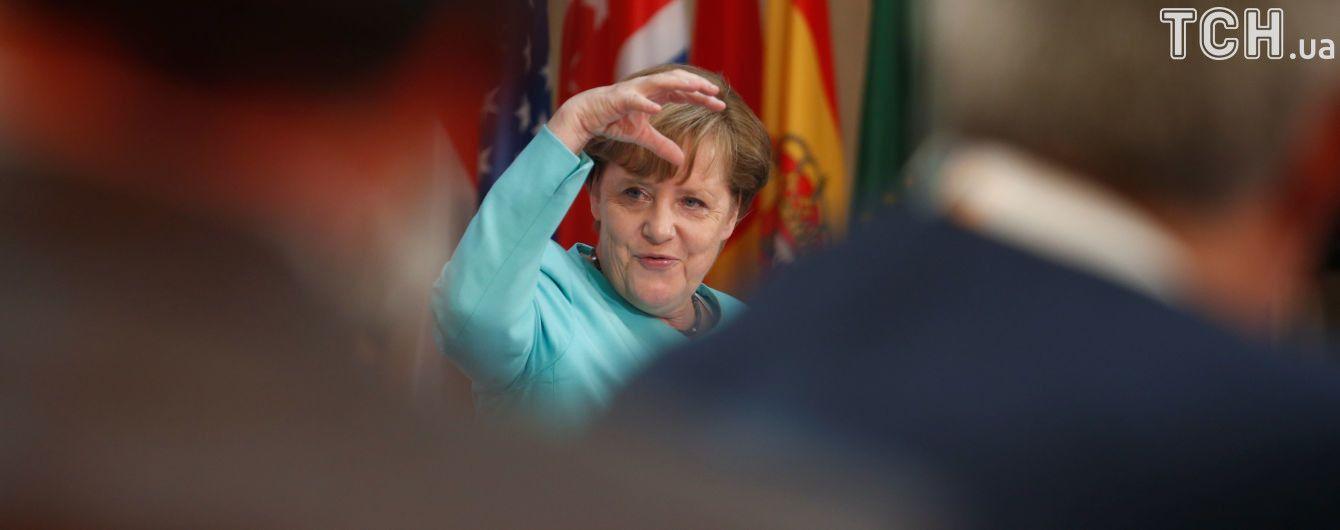 Германия вводит пограничный контроль
