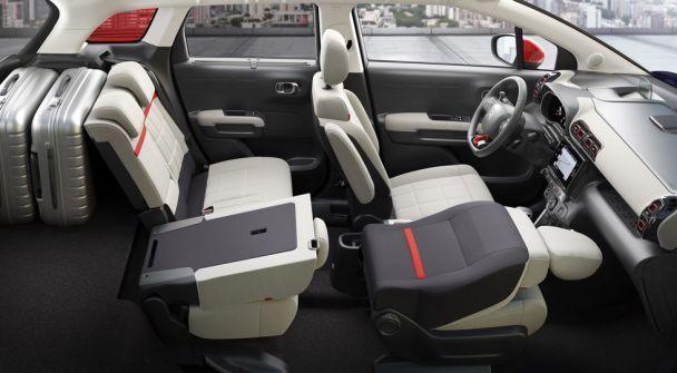 Французы представили компактный кроссовер Citroen C3 Aircross