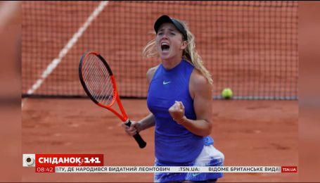 Зіркова історія кращої тенісистки світу Еліни Світоліної