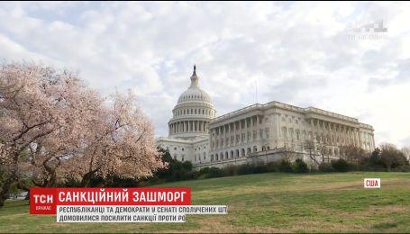 США найближчим часом можуть посилити санкції проти Росії
