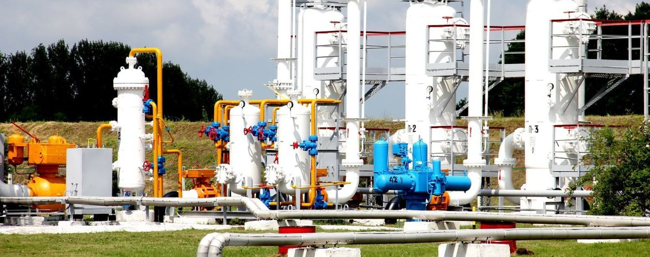 Україна зробила перший крок до створення найбільшого в Східній Європі газового хабу