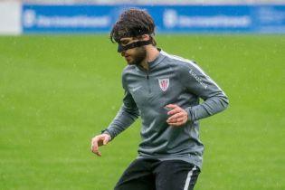 """У футболіста іспанського """"Атлетика"""" стався рецидив ракового захворювання"""