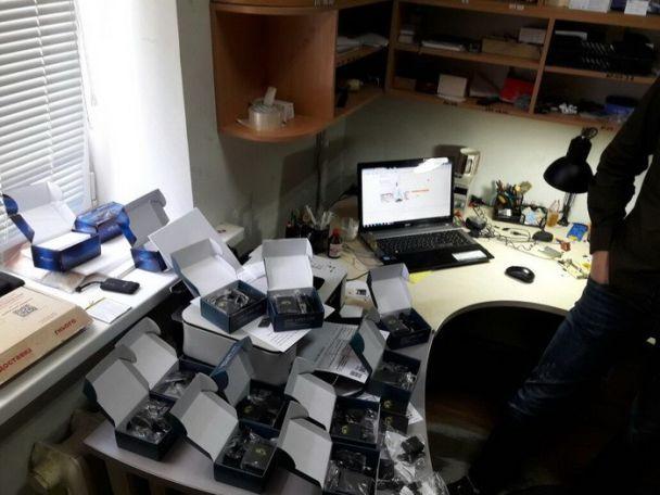 В Кропивницком предприниматели собирались продавать технику, которую прослушивала ФСБ