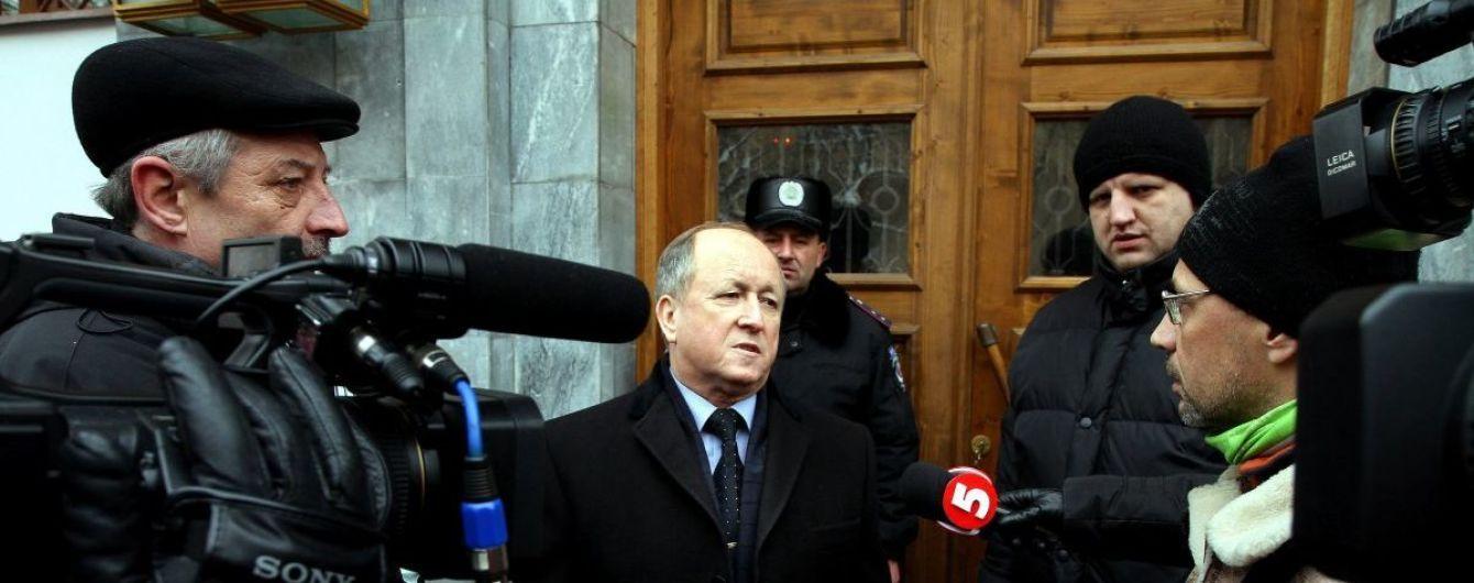 На Закарпатье полиция задержала подозреваемого по делу о покушении на экс-главу полиции