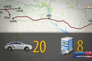 В Украине появилась новая дорожная полиция