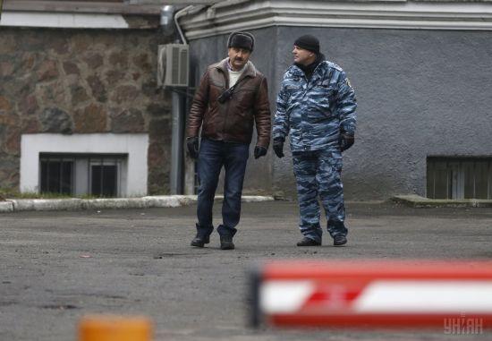 Опубліковано відео з екс-беркутівцем Кусюком, який командує силовиками у Москві
