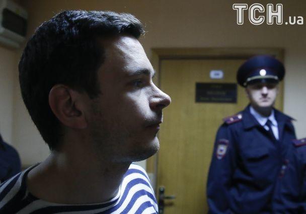 Опозиціонера Яшина арештували на 15 діб після мітингів у Москві