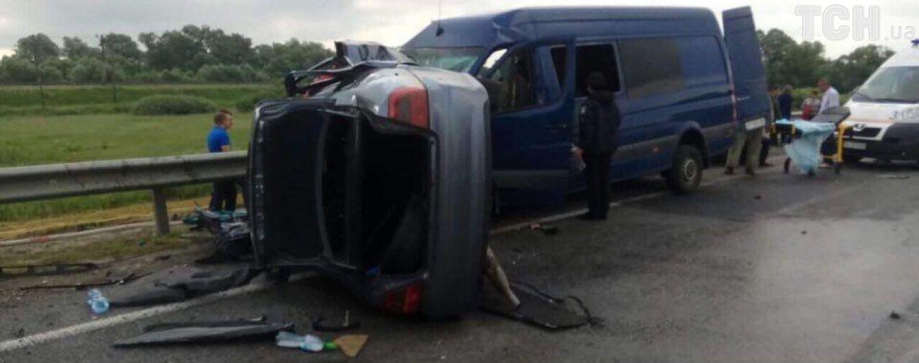 Смертельну аварію на Львівщині спричинив 33-річний сержант Нацгвардії