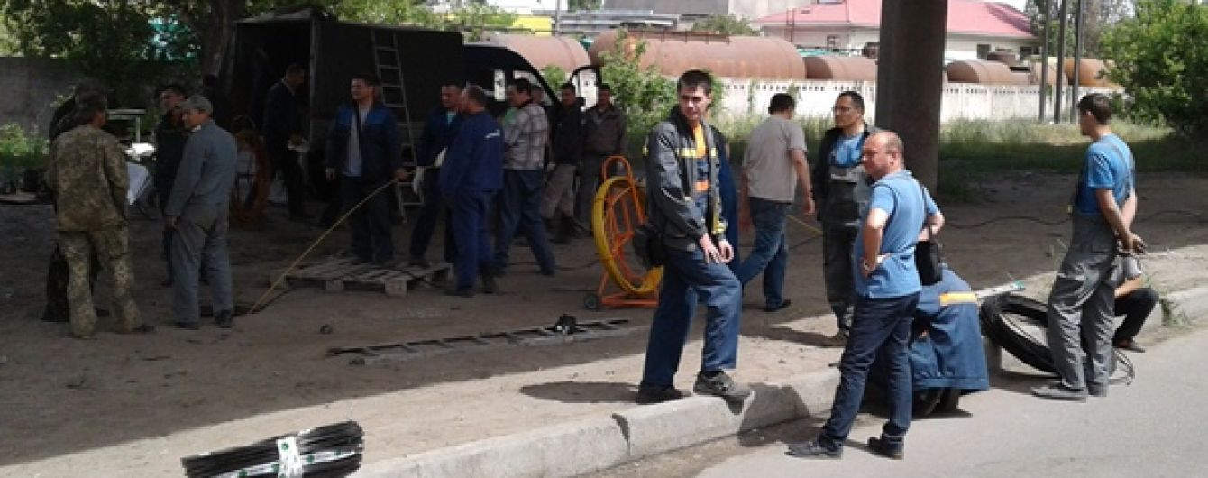 У Києві невідомі пошкодили магістральні Інтернет-кабелі, підозрюють диверсію