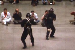 В Сети появилось видео единственного реального боя Брюса Ли