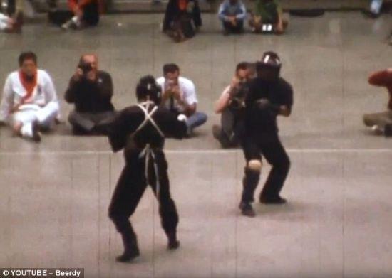 У Мережі з'явилося відео єдиного реального бою Брюса Лі