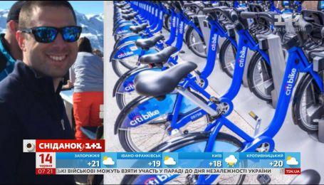 Американский бизнесмен Дэн Ханегби погиб на велосипеде