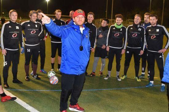 Екс-форварда збірної України Вороніна звільнили з посади головного тренера німецького клубу