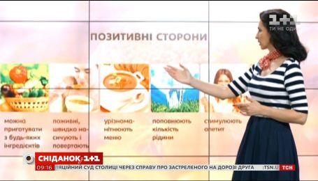 Чи корисно їсти суп – дієтолог Галина Незговорова