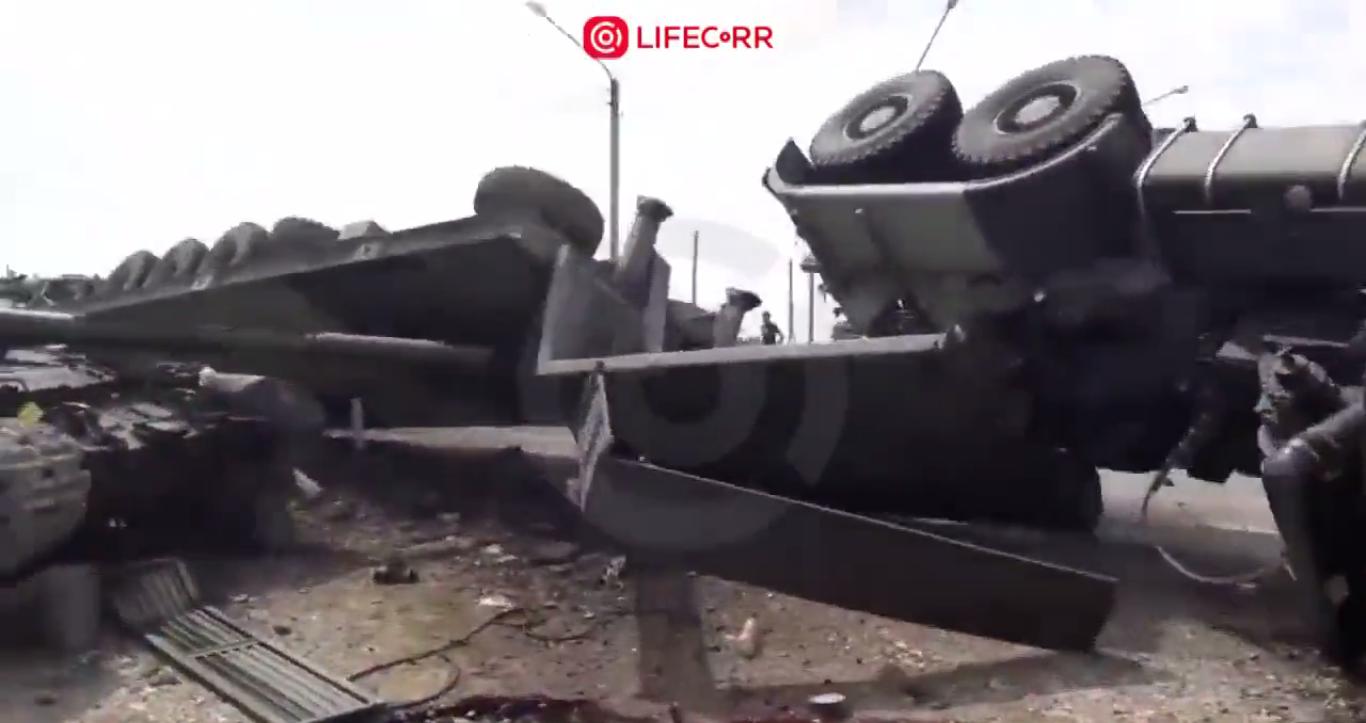 танк Т-90А