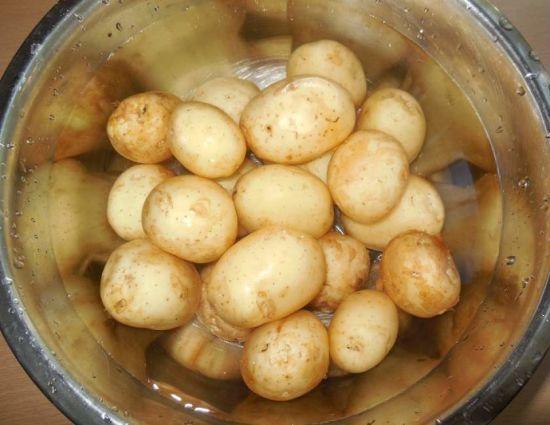 В Україні дорожчає молода картопля