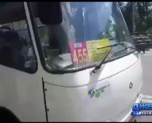 В столичной маршрутке взорвалась система охлаждения, есть раненые