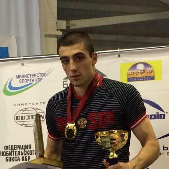 Російського боксера на пустили в Україну на чемпіонат Європи