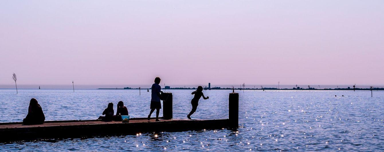 На Київщині під час ігор на водоймищі затонули двоє дітей