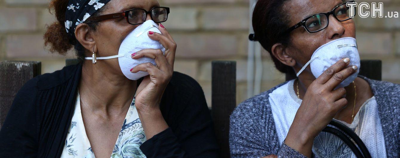 Мусульмане, которые не спали из-за Рамадан, спасали людей от смертоносного пожара в Лондоне