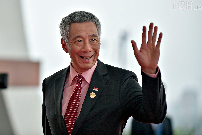 Лі Сянлун, прем'єр-міністр Сінгапуру