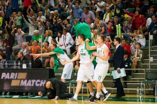 Три українські баскетбольні клуби подалися на Кубок ФІБА