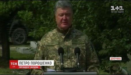 Украинская военная медицина готова перейти на стандарты НАТО, - Порошенко