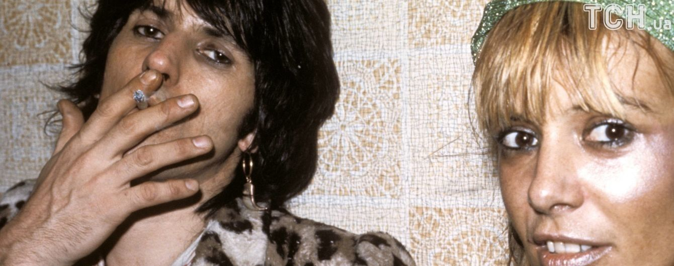 Умерла модель, известная романами с несколькими участниками Rolling Stones
