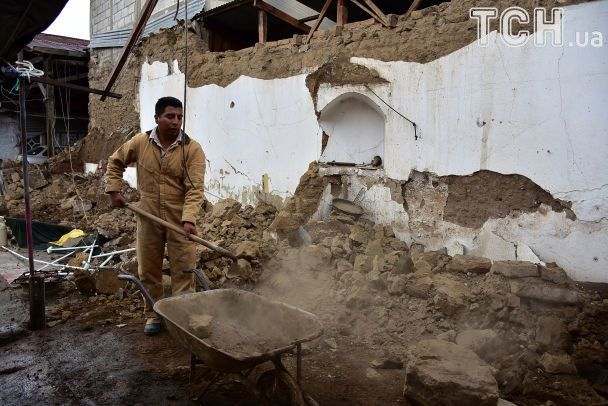 В Гватемале произошло мощное землетрясение: есть погибшие