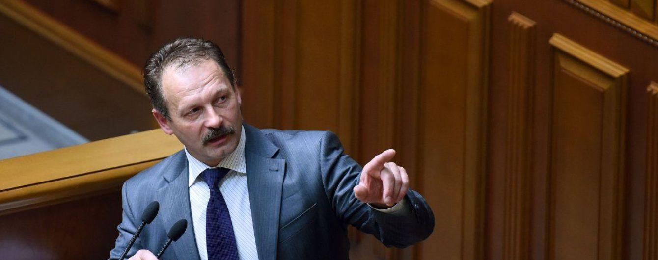 Нардепа Барну обвинили в избиении предпринимателя на Тернопольщине