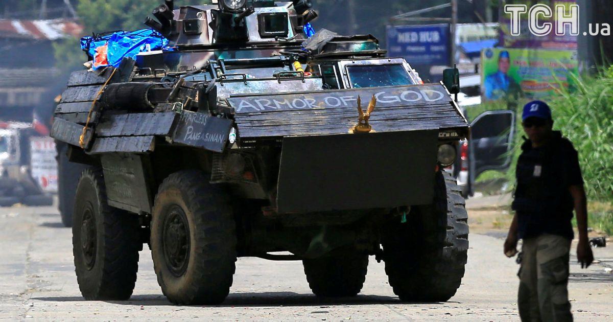 Исламисты на Филиппинах @ Reuters