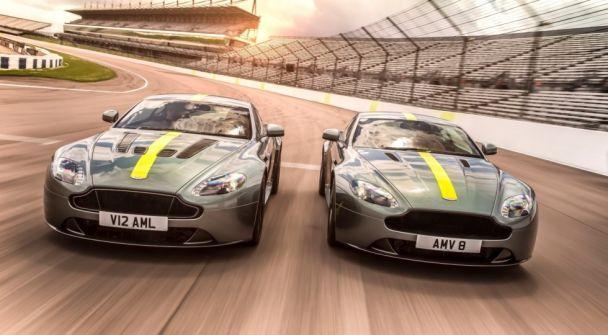 Aston Martin презентовал первую модель в линейке AMR