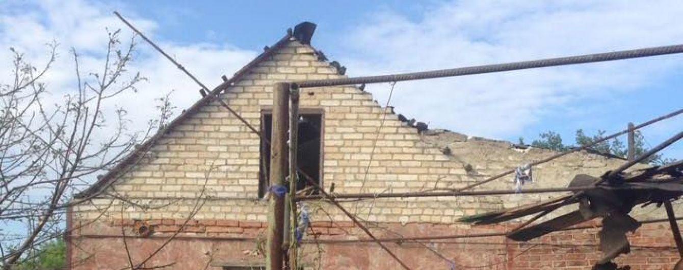 """Бойовики обстріляли житлові квартали Мар'їнки з установок """"Партизан"""""""
