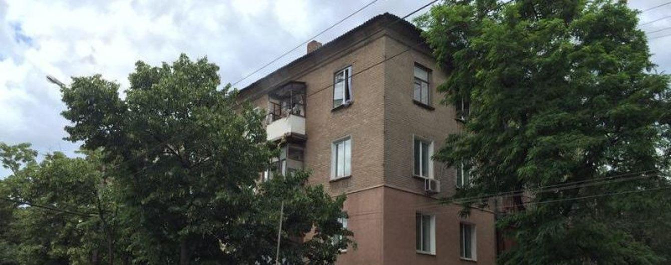 В Кривом Роге прогремел взрыв в многоэтажном доме