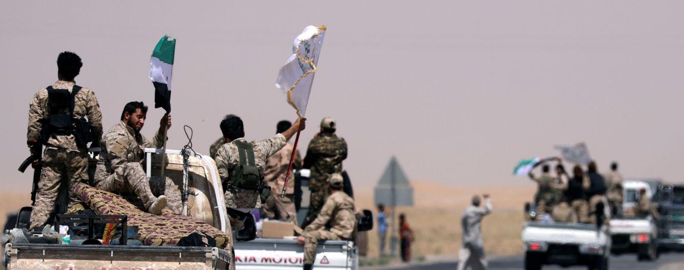 США збільшили свою військову присутність у Сирії