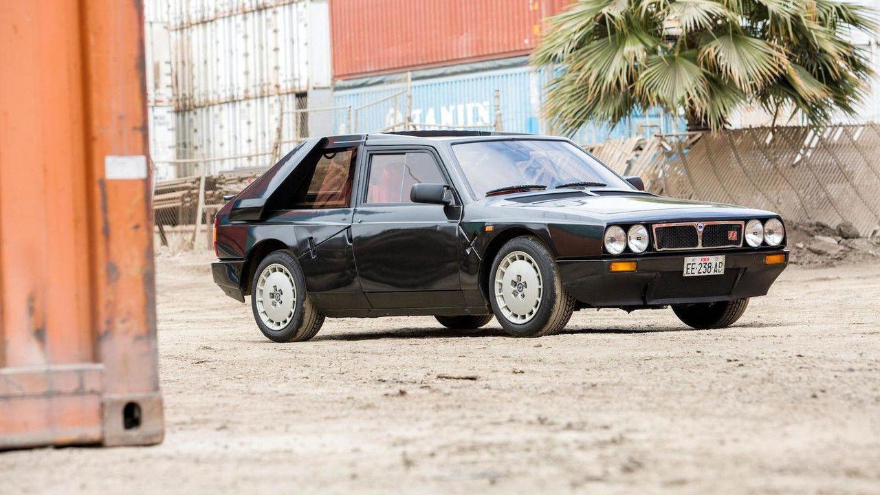 1985 Lancia Delta S4 Stradale