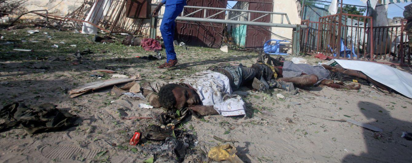 У Сомалі зросла кількість загиблих внаслідок жорстокого нападу на ресторан