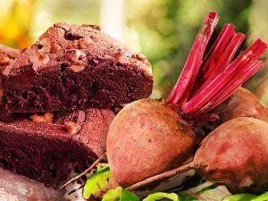 Десерт для мікрофлори: буряково-шоколадний брауні