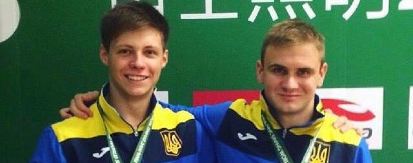 Вдруге озолотилися. Україна виграла п'яту медаль на чемпіонаті Європи зі стрибків у воду