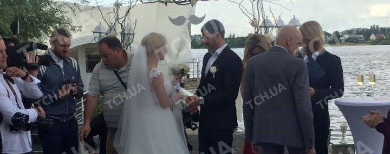 Тоня Матвієнко вийшла заміж за Арсена Мірзояна. Перші фото з весілля