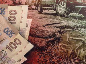 Повредили авто из-за ямы на дороге? Судитесь!