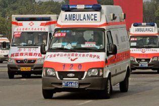 Вибух дитсадка в Китаї: очевидці говорять про запах газу на місці трагедії