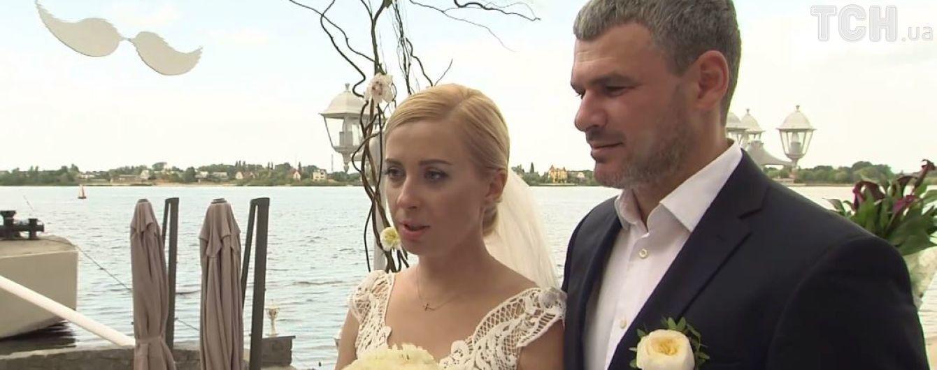 Матвієнко та Мірзоян дали перше інтерв'ю у статусі чоловіка та дружини