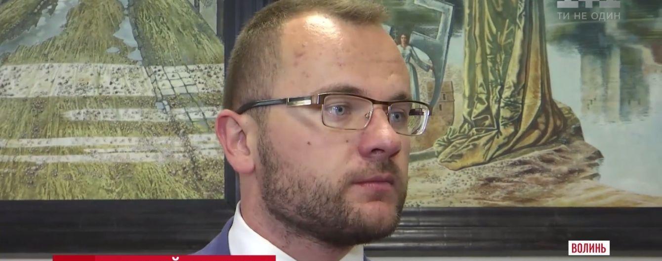 В Луцке накануне выборов мэра разразился скандал с секретарем горсовета