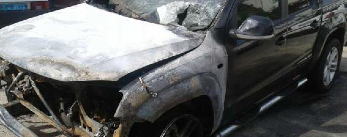 Сгоревшая машина депутата Лапина была задекларирована по странной цене