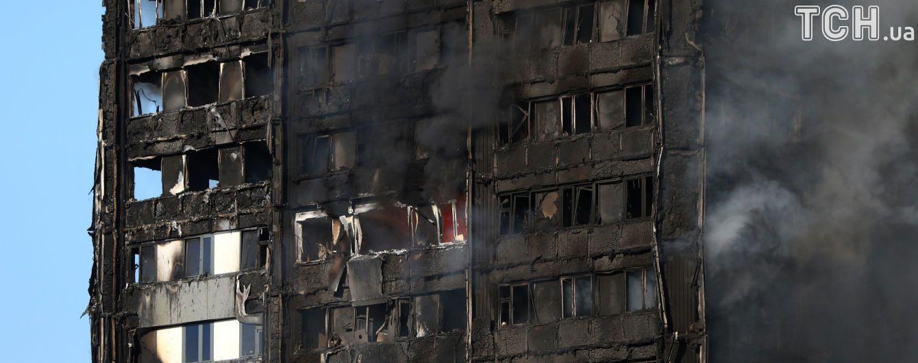 Наслідки пожежі в Лондоні та співпраця України із США. П'ять новин, які ви могли проспати