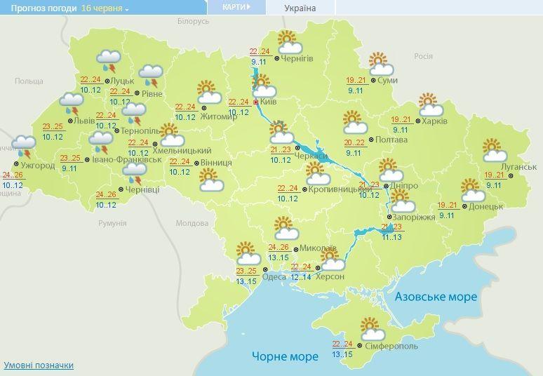 Прогноз погоды в пос. крестцы