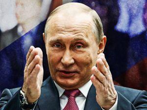 Сходження благодатного Путіна
