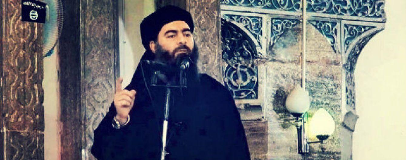 Іракські спецслужби спростували повідомлення про загибель аль-Багдаді